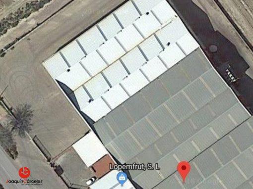 Dos naves industriales con parcela en polígono sureste