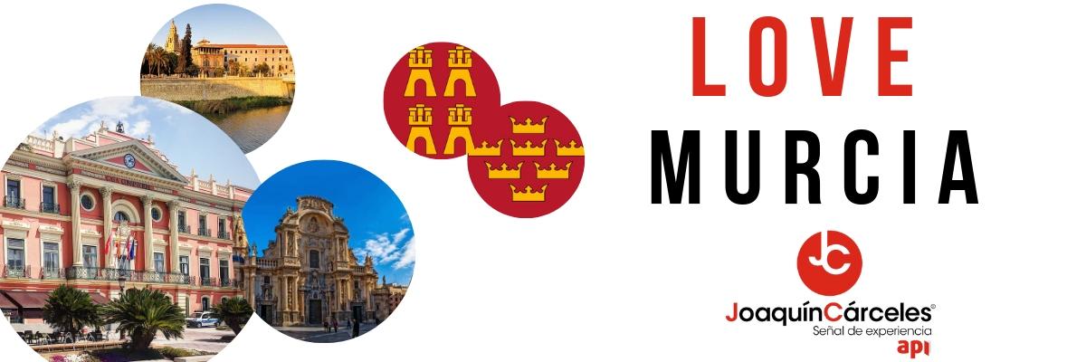JC Love Murcia: origen de la bandera murciana
