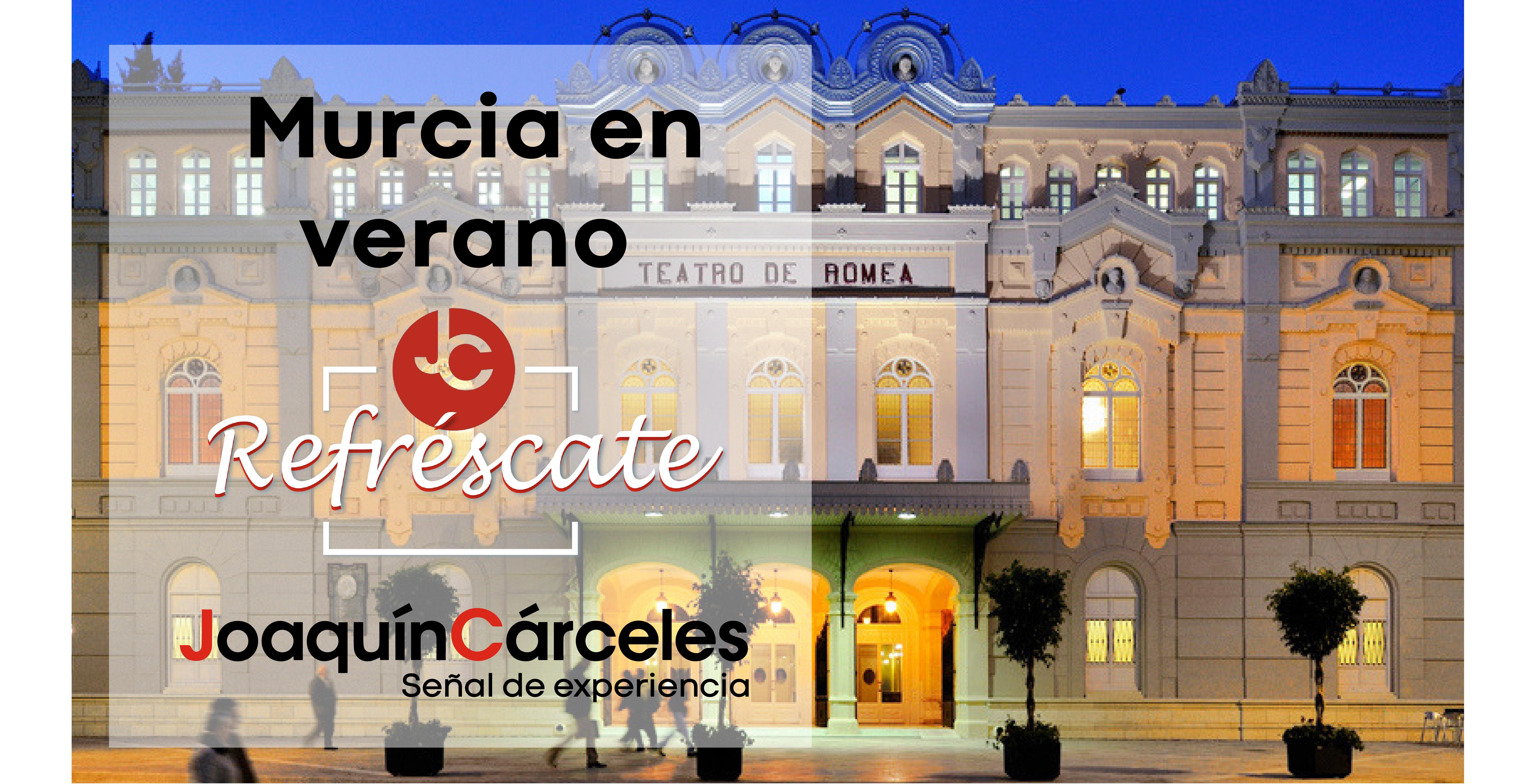 Planes que hacer en Murcia en verano