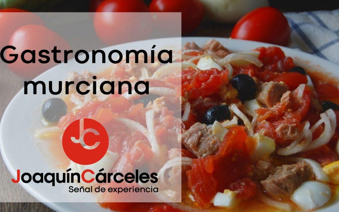 Gastronomía murciana: lo que no te puedes perder estas vacaciones