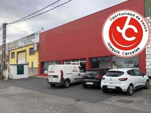 Nave Industrial en Molina de Segura
