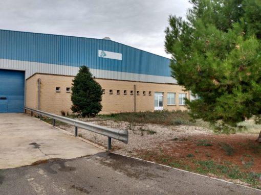 Nave Industrial de 10.000 m2 diáfana + oficinas a 10 minutos de Murcia