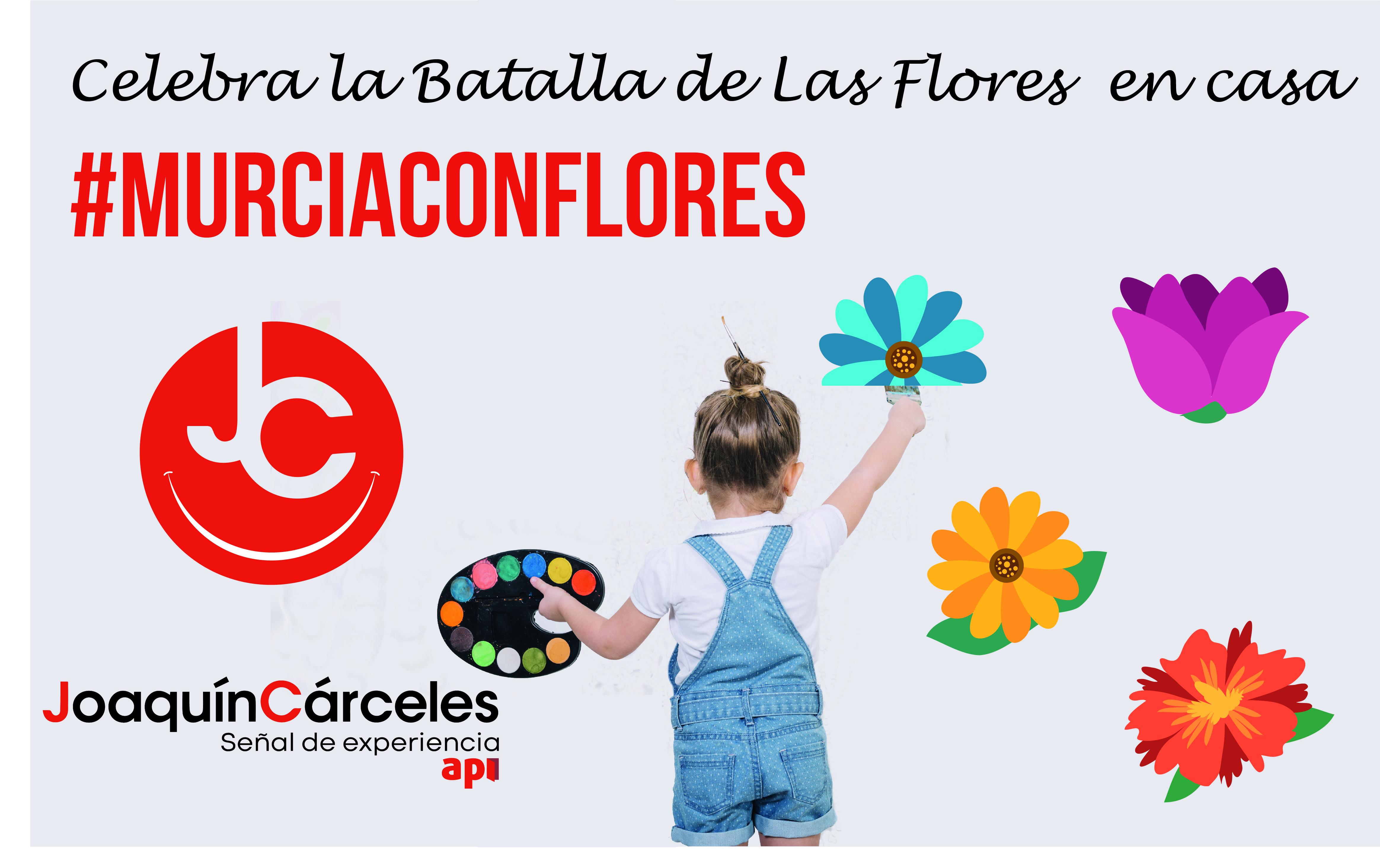 Celebra la Batalla de Las Flores en casa