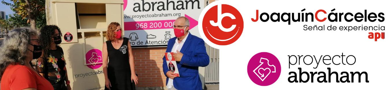 Obra social Joaquín Cárceles – Colaboración Proyecto Abraham